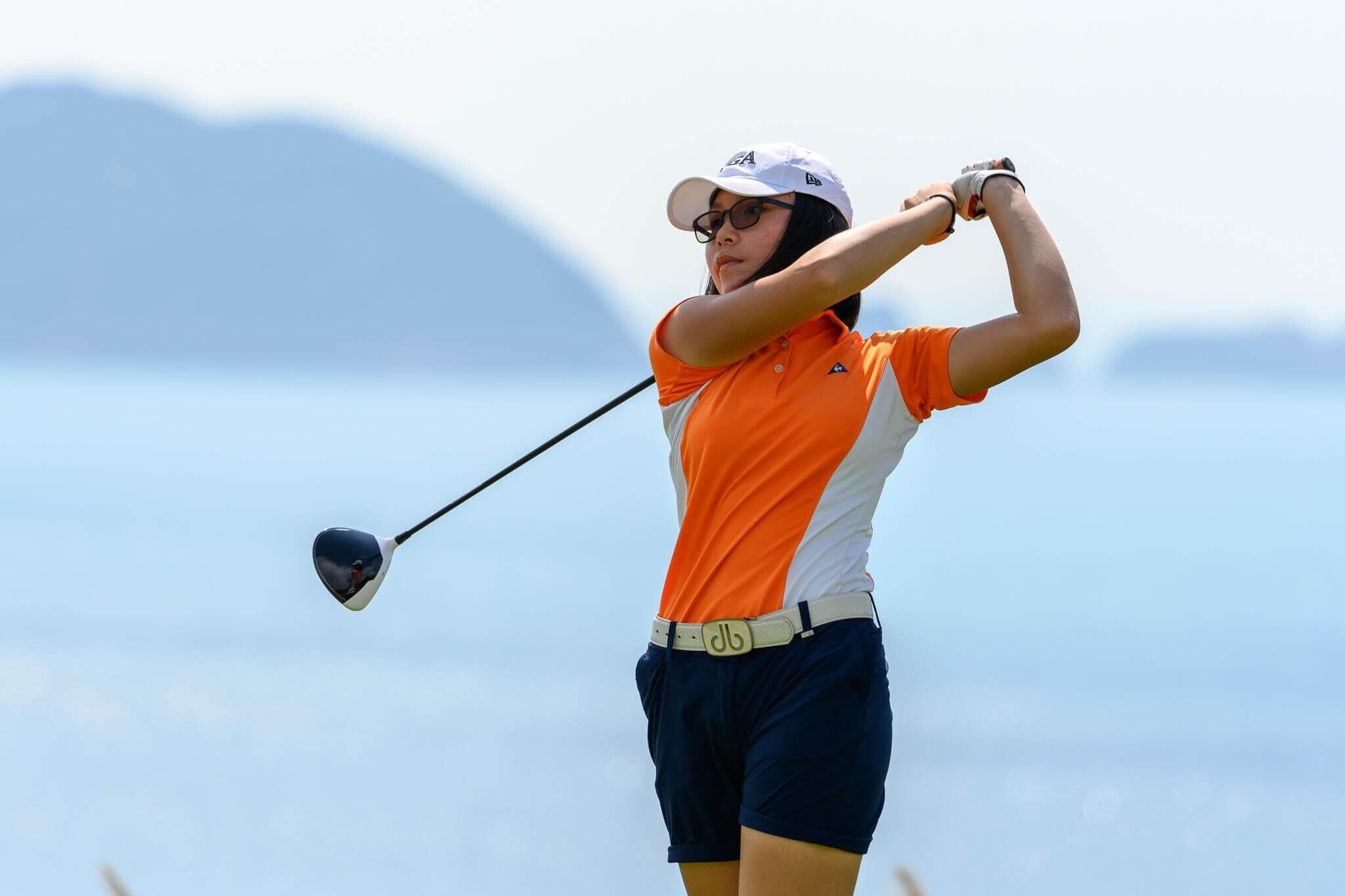 Lucky eight in search of hometown glory at EFG Hong Kong Ladies Open
